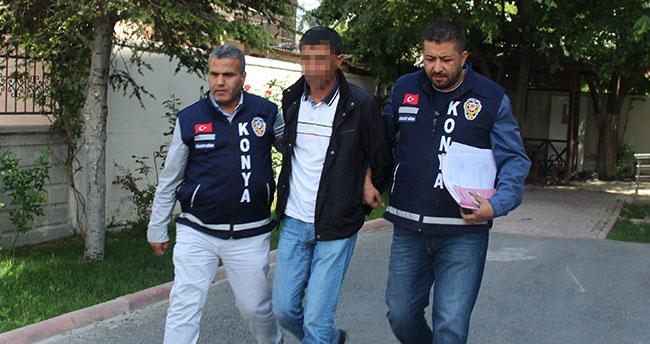 Konya'da 3 kişiyi öldüren zanlıdan kan donduran ifade
