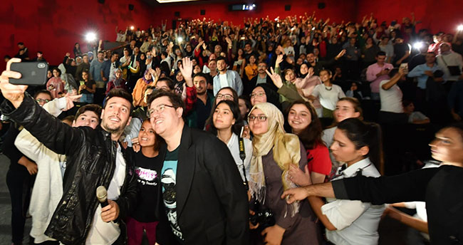 Yol Arkadaşım 2 Filmin Konya Galası yapıldı