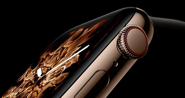 Apple'ın yeni akıllı saati Türkiye'de satışa sunuldu