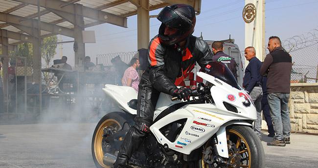Türkiye Motodrag Şampiyonasının final ayağı Konya'da start aldı