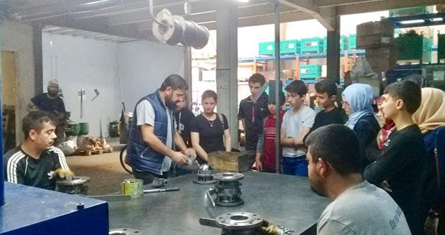 Gençler Karatay'a değer katıyor