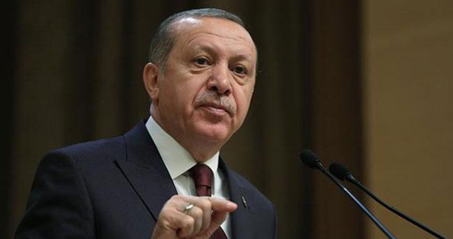 Erdoğan'dan Bahçeli'ye: 'Öyleyse herkes kendi yoluna'