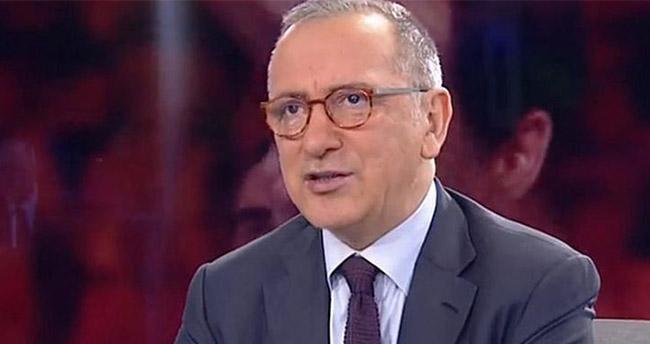 """Fatih Altaylı'ya """"hakaret ve tehdit"""" suçlamasıyla iddianame"""