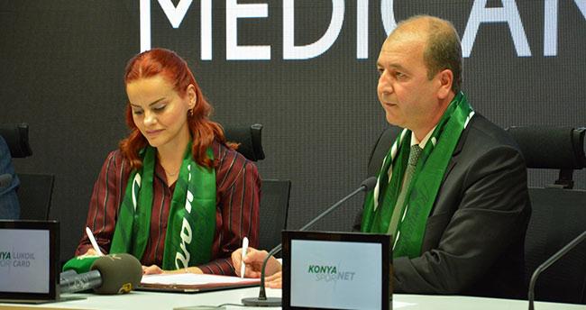 Atiker Konyaspor, Medicana ile sponsorluğunu yeniledi