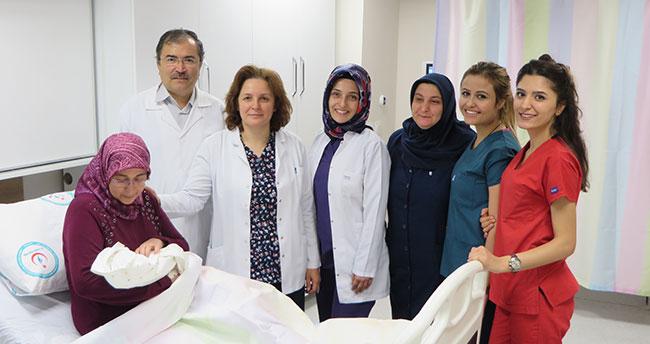 Konya'nın 'Anne Dostu' Hastanesi
