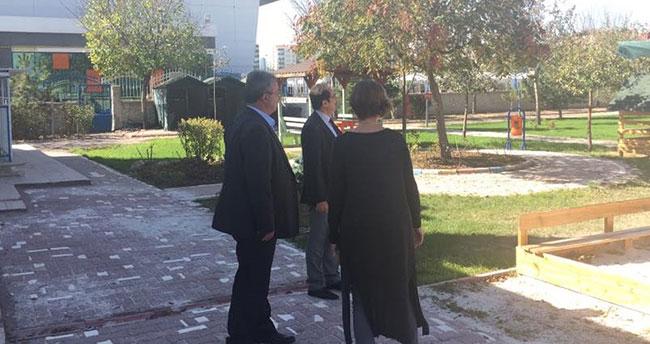 Başkan Hançerli'den anaokullarına ziyaret