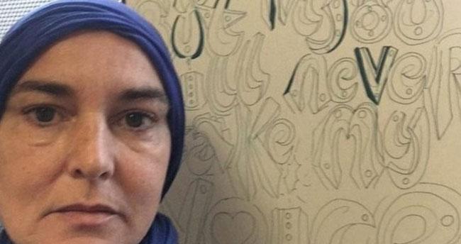 Dünyaca ünlü sanatçı Sinead O'Connor Müslüman oldu