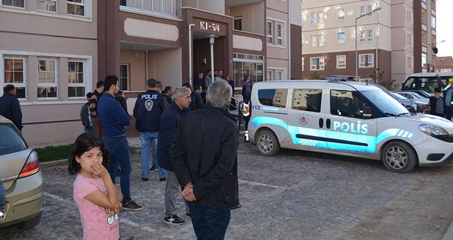 Konya'da çocuğunu göremeyen baba kayınpederinin evine ateş açtı
