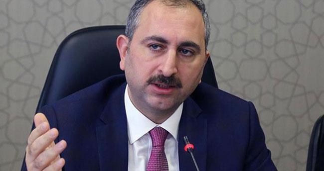 Adalet Bakanı Abdulhamit Gül: Af üzerinde çalışıyoruz