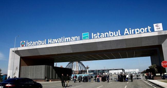 Erdoğan, Yeni Havalimanı'nın ismini açıkladı