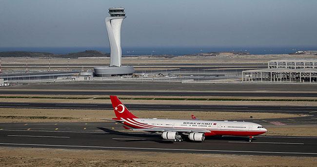 İstanbul Yeni Havalimanı törenle açılıyor