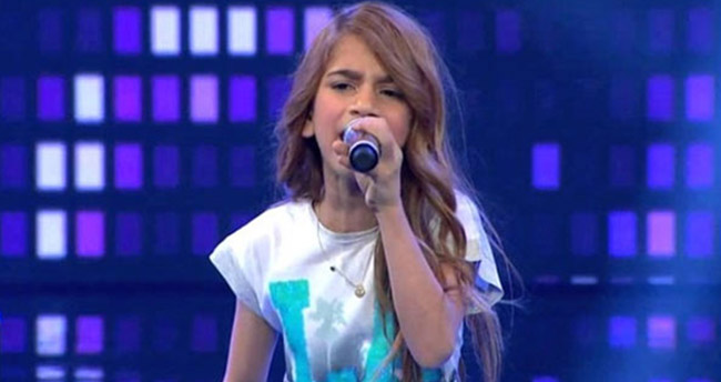 'O Ses Çocuklar'ı yarışmasına katılan Nazar Nur Kaya hayatını kaybetti