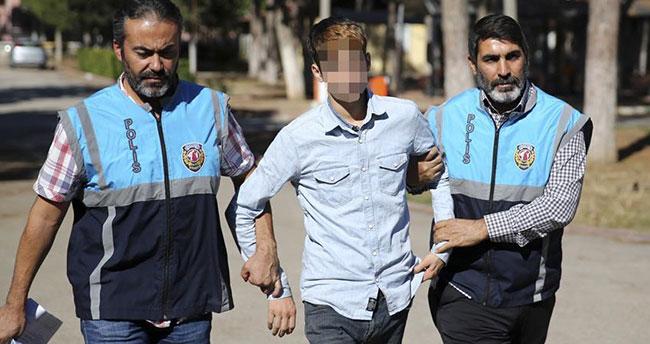Şehitlere hakaret ettiği iddia edilen şüpheli yakalandı
