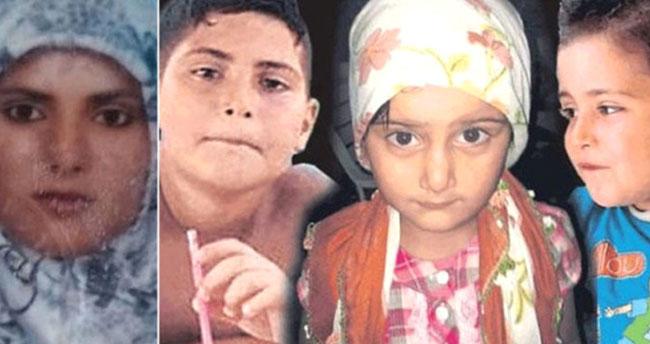 Boğazları kesilerek öldürülen çocukların son sözleri yürek dağladı