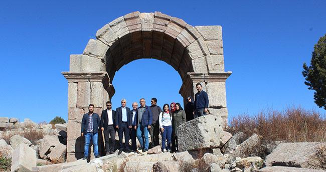 4 bin yıllık tarihi Zengibar Kalesi turizme kazandırılıyor