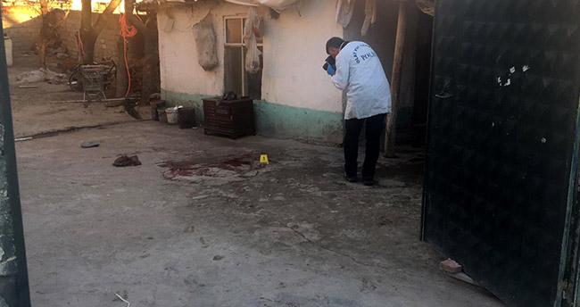 Konya'da eşinin bıçakladığı kadın ağır yaralandı