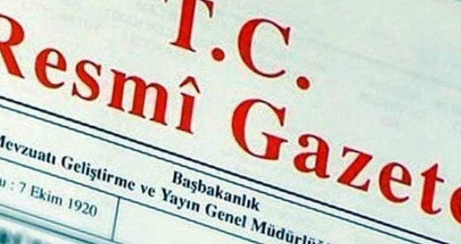 Türkiye'nin kritik anlaşmaları Resmi Gazete'de yayımlandı