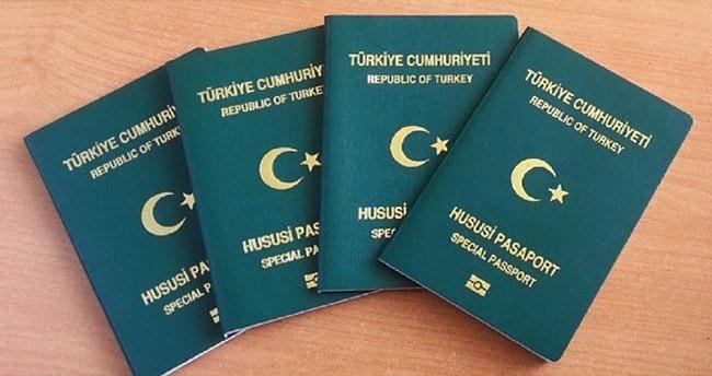 Yeşil pasaport alımında yeni dönem