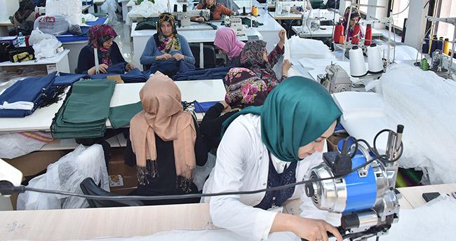 Konya Büyükşehir'den üretime ve istihdama örnek proje