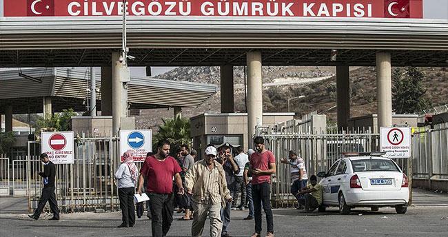 Binlerce Suriyeli geri döndü