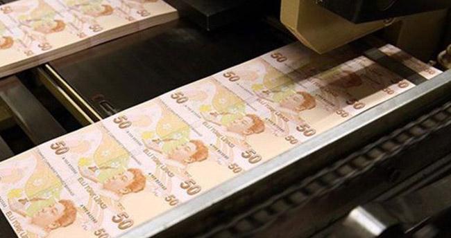Türk Lirası yıllık bazda yüzde 19 değer kaybetti