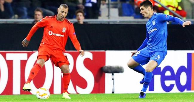 Beşiktaş Belçika'da 88'de yıkıldı!