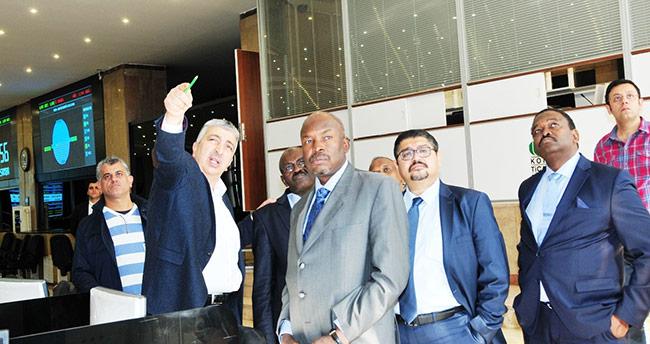 KTB, Sudan'a örnek oldu