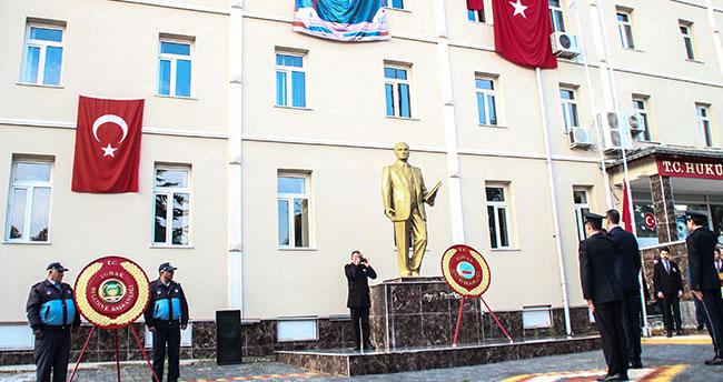 Yunak'ta Atatürk anıldı