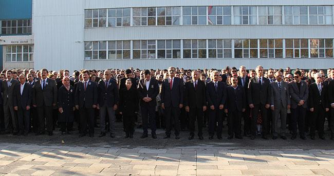 """Recep Konuk: """"Atatürk'ün başarısı, sonsuza dek bize ışık tutacak"""""""