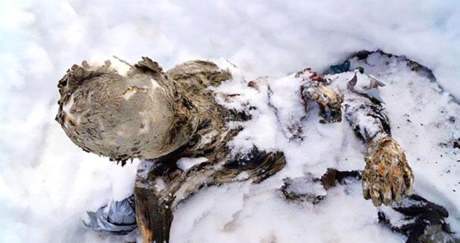 59 yıl önce kaybolan dağcıların cesedi bu halde bulundu!