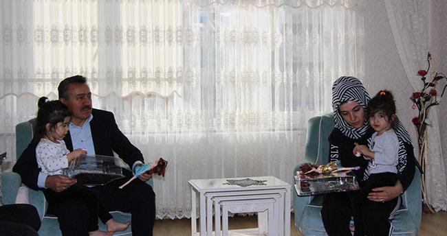 Şehit Emre Horoz için kütüphane kuruluyor