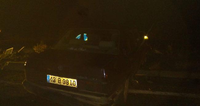 Hüyük'te trafik kazası: 1 yaralı