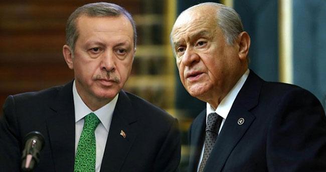 Erdoğan'dan Bahçeli Görüşmesine İlişkin İlk Açıklama