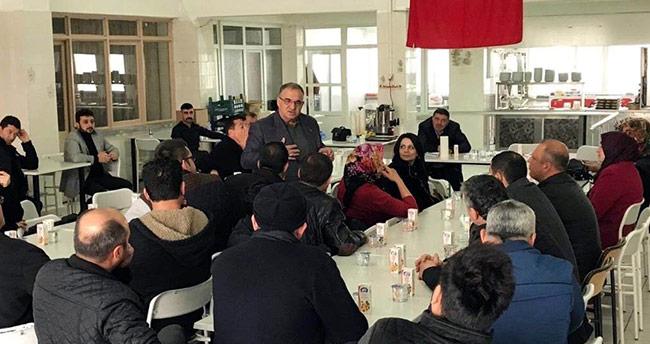 Konya'da kantin işletmecilerine hijyen eğitimi verildi