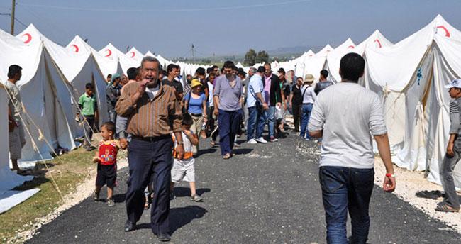 Tasarruf Gerekçesiyle 6 Suriyeli Kampı Kapatıldı