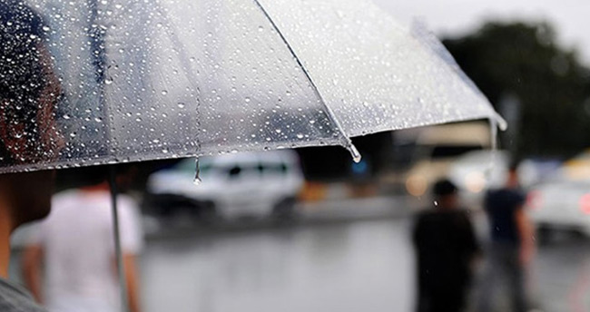 Konya geneli yağışlı bir haftaya giriyor