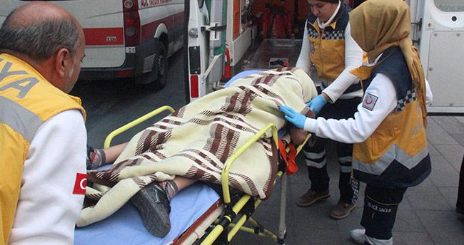 Konya'da 11 yaşındaki çocuğun sırtına bıçak saplandı