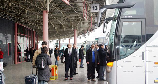 Akaryakıt indirimi otobüs fiyatlarına yansıyacak