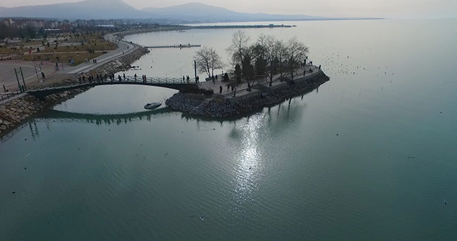 """Beyşehir'de """"milli park"""" sınır değişikliği"""