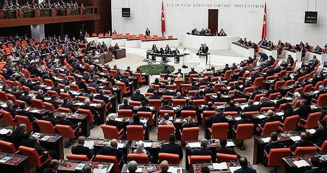 AK Parti'den kritik kanun teklifi