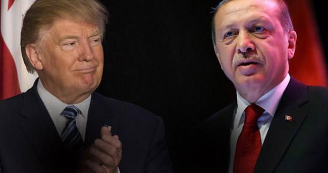 Erdoğan bugün Trump ile görüşecek