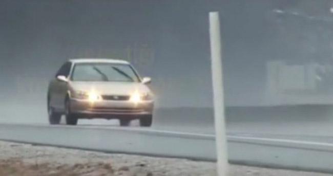 Jandarmadan kış lastiği için videolu uyarı!