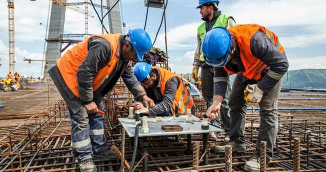 2018'de bir milyon 110 binden fazla kişi işe yerleşti