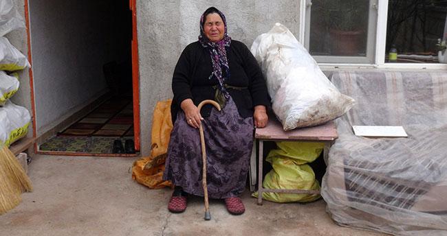 Yılbaşında satacağı hindileri çalınan yaşlı kadın hüngür hüngür ağladı
