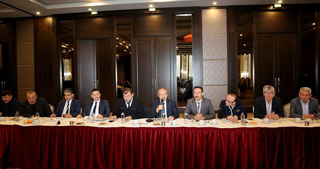 Ulusal Gönüllü İtfaiyecilik Çalıştayı Konya'da yapıldı
