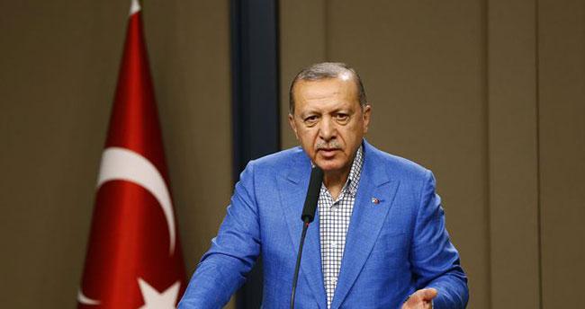 Erdoğan'dan merak edilen soruya yanıt: 'Değerlendireceğiz'