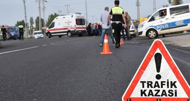 Trafik kazaları her yıl 1 milyon 350 bin can alıyor