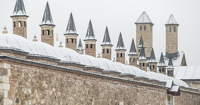 Meteoroloji açıkladı: Konya'ya kar geliyor!