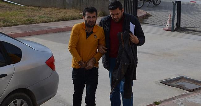 Aranan katil zanlısı Konya'da yakalandı