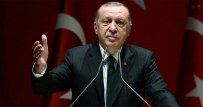 Erdoğan'dan teşkilata uyarı: İtiraz istemem